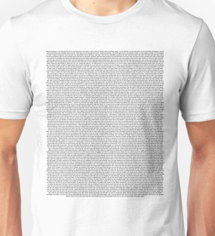 The Front Bottoms Self-TItled Unisex T-Shirt