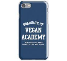Vegan Academy iPhone Case/Skin