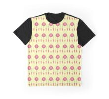Dreaming of Watermelon (Yellow) Graphic T-Shirt