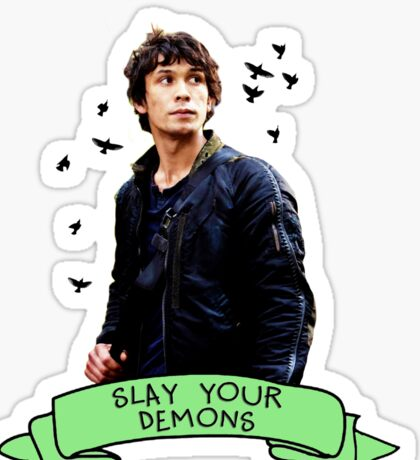 Slay Your Demons Sticker
