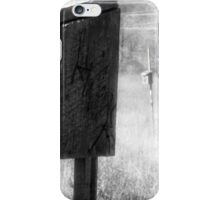 Eastern Bluebird Habitats iPhone Case/Skin