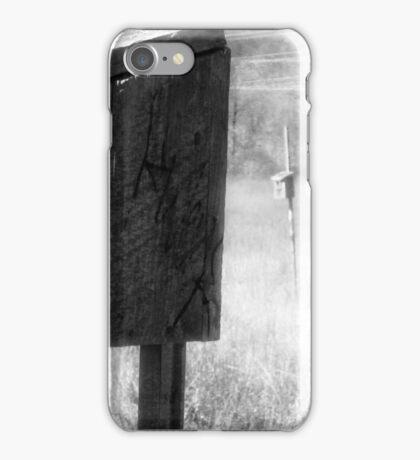 Eastern Bluebird Habitats iPhone Case/Skin