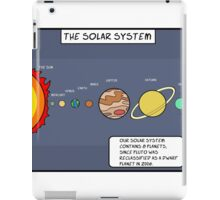 Pop Art Solar System iPad Case/Skin