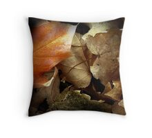 Ghosts of Summer Throw Pillow