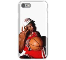 Michael Jordan Iconic iPhone Case/Skin