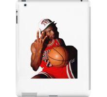 Michael Jordan Iconic iPad Case/Skin