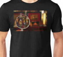 Magnifying Glass Unisex T-Shirt