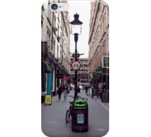 Diagon Alley (Cecil Court) iPhone Case/Skin