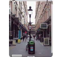 Diagon Alley (Cecil Court) iPad Case/Skin