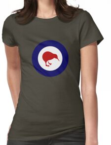RNZAF Roundel new zealand t shirt Womens Fitted T-Shirt