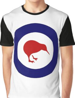 RNZAF Roundel new zealand t shirt Graphic T-Shirt
