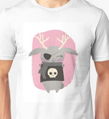 Rebel Bunny Unisex T-Shirt