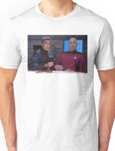Aye aye Captains Unisex T-Shirt