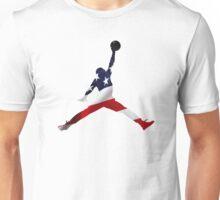 American jump flag Unisex T-Shirt