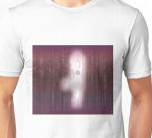 Forest Yoga (rose) Unisex T-Shirt