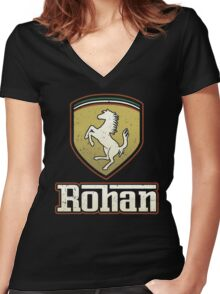 Rohan Women's Fitted V-Neck T-Shirt