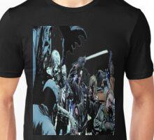 Walking Dead Comic  Unisex T-Shirt