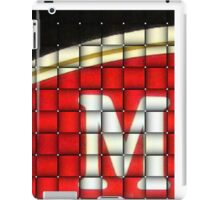M Is For..... iPad Case/Skin