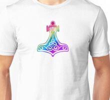 LGBTQIA Mjolnir Unisex T-Shirt
