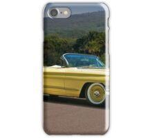 1961 Cadillac Series 62 Convertible iPhone Case/Skin