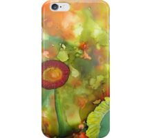 FACES IN THE CLOUD iPhone Case/Skin