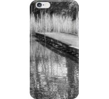 Pond Boardwalk iPhone Case/Skin