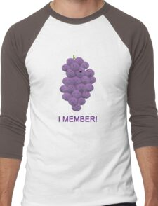 Member ! Men's Baseball ¾ T-Shirt