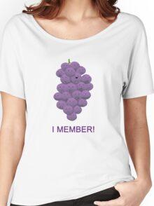 Member ! Women's Relaxed Fit T-Shirt