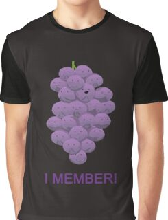 Member ! Graphic T-Shirt
