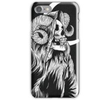 The Nightmare iPhone Case/Skin