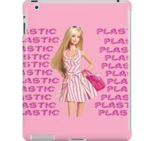 """""""Plastic"""" Glitter Pink Pastel iPad Case/Skin"""