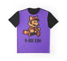 8-Bit Life Graphic T-Shirt