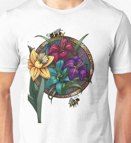 Daffodils & Daylilies Unisex T-Shirt