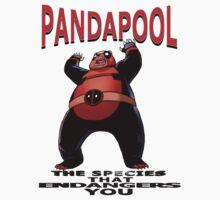 PandaPool Kids Tee