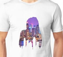 City Lights: Ariana Grande Unisex T-Shirt