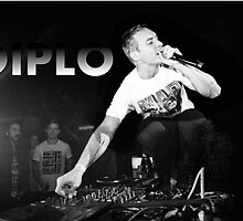 Diplo poster by luigi2be