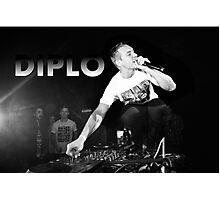 Diplo poster Photographic Print