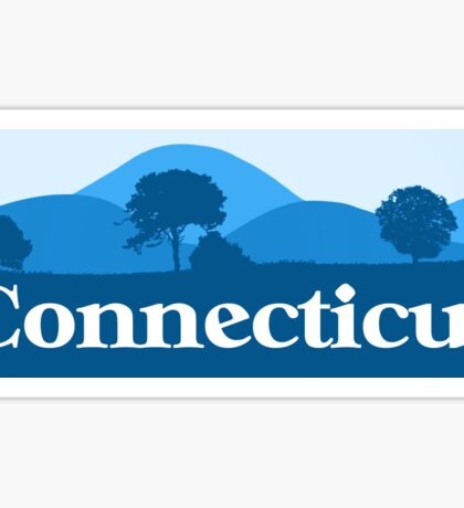 Cool Scenic Connecticut Sticker