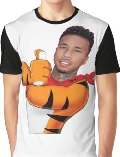 Tony the Tyga Graphic T-Shirt