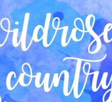 Alberta - Wildrose Country Sticker