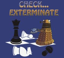 Check... Exterminate by bekemdesign