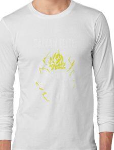 Dragonball Z - Saiyan Elite Lev 3 Long Sleeve T-Shirt