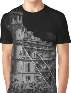 Bannerman's Castle | Pollepel Island, New York Graphic T-Shirt