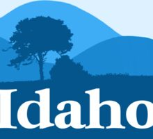 Cool Scenic Idaho Sticker