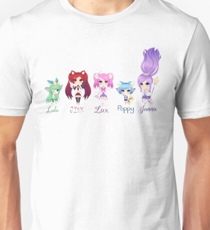Star Guardians Unisex T-Shirt