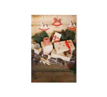 Handmade Christmas composition  Gallery Board