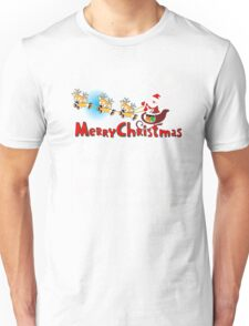 carriage m christmas t-shirt Unisex T-Shirt