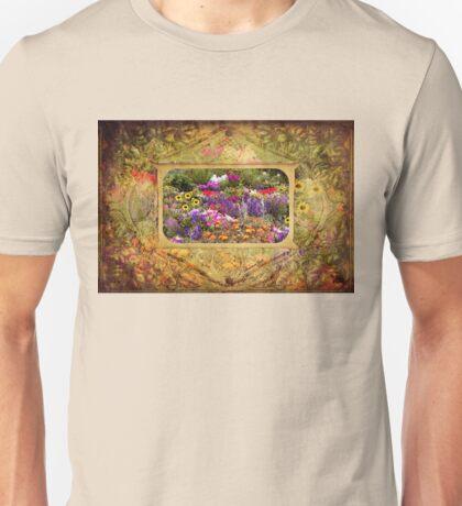 A Secret Garden within the Heart Unisex T-Shirt