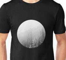 White Forest Wanderlust Unisex T-Shirt