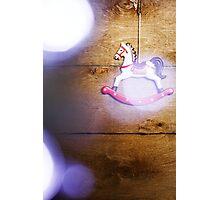 Christmas composition Photographic Print
